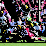 Carolina Panthers – Sammie Coates (Wide Receiver, Auburn)